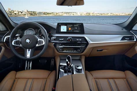 bmw inside 2017 2017 bmw 540i m sport first drive review automobile magazine