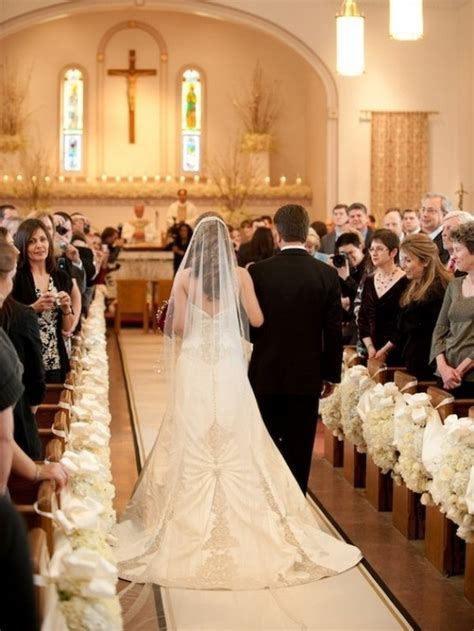 Decorating A Catholic Church For Wedding   Joy Studio