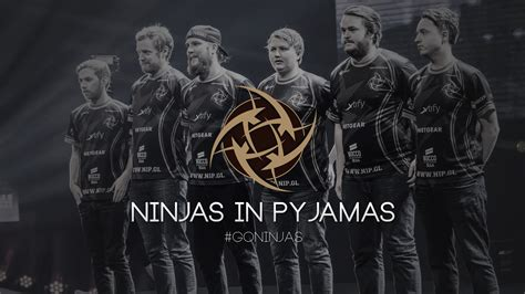Ninjas In Pyjamas ninjas in pyjamas official website