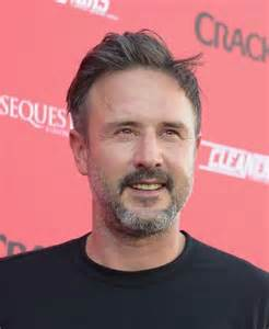 David arquette gets married for a second time daily dish