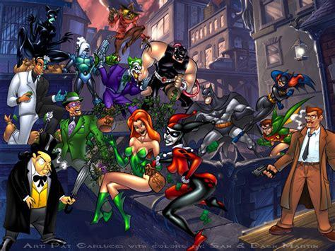 wallpaper engine joker batman and friends vs everyone by patcarlucci on deviantart