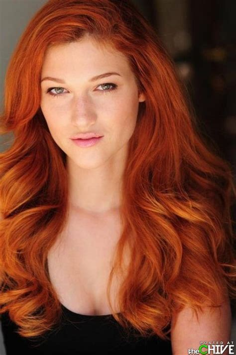red hair colour on mature women redhead 50 shades of red auburn red ginger hair that i