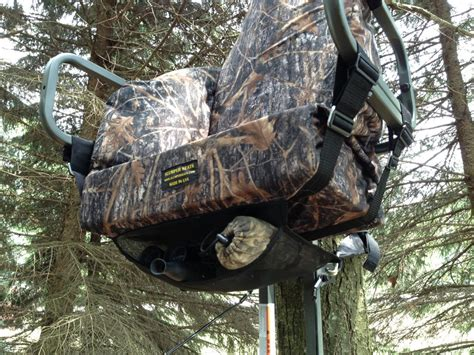 diy replacement tree stand supreme replacement deer tree stand seat slumper seats