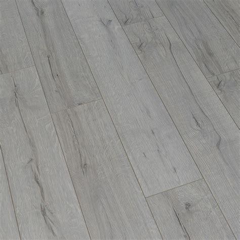 Rip Oak White 12mm Commercial Grade Laminate Flooring