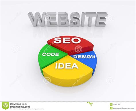 homepage design concepts website design concept royalty free stock photography