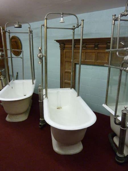 stiffkey bathrooms 3 shower baths just arrived antique baths stiffkey