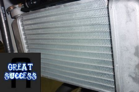 Kipas Radiator 250 Karbu kipas radiator meleleh jangan abaikan kotoran menempel aripitstop