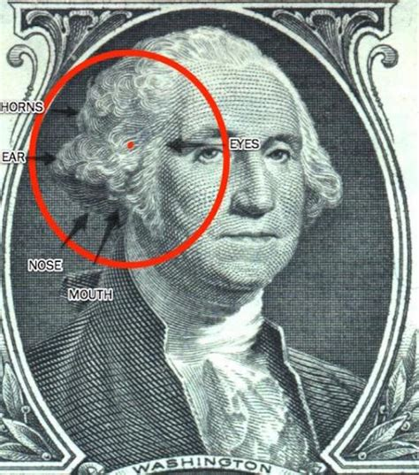 george washington illuminati the wears powdered wigs satan america and the