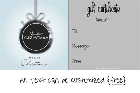 black and white gift certificate template free free editable gift certificate template 23 designs