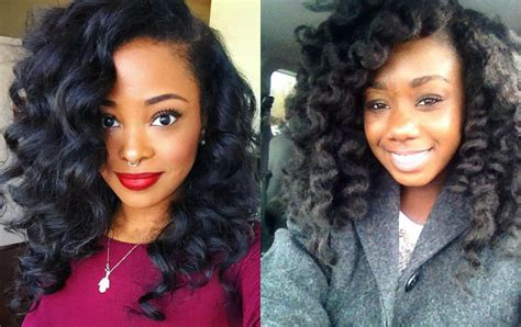 crochet hairstyles for black women crochet braids hairstyles for lovely curly look