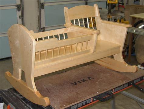 woodworking plans for baby cradle rocking cradle by northwoodsman lumberjocks