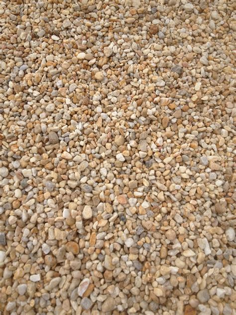 gravel sand corner supply landscape yard