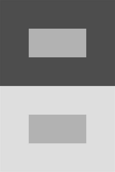 contrast color for grey color adapting