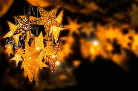 dangling star lights pictures photos and images for