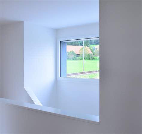 Fenster Treppenhaus Efh by Wohnen Neubauten Medici Architekten