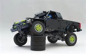 wip baja trophy truck lego technic mindstorms amp model team eurobricks forums