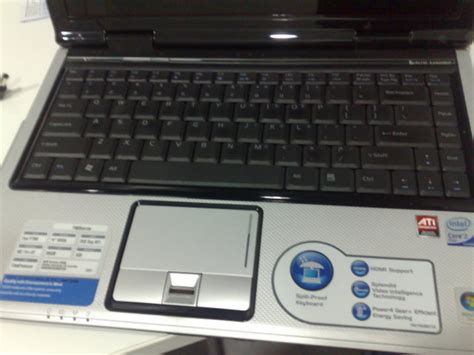 Laptop Asus F80s bahul it store may 2010