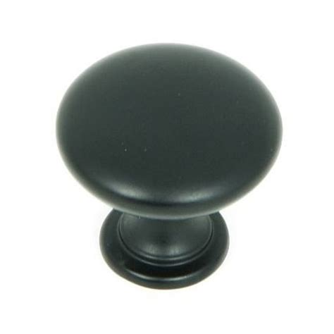 black granite cabinet knobs shop stone mill hardware matte black round cabinet knob at