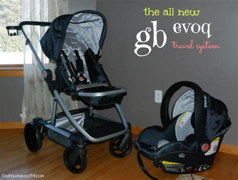 Gb Stoller Travel System the gb evoq 4 in 1 travel system review real of minnesota