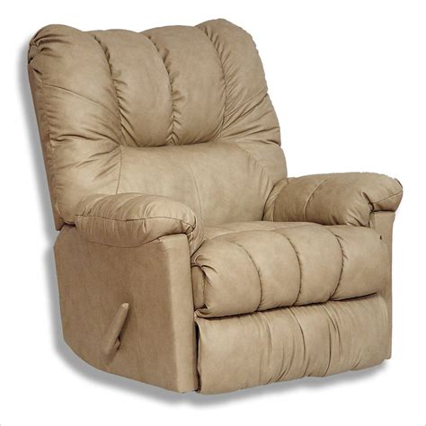 Oversized Rocker Recliner Leather Runtime Error