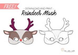 Reindeer Template Printable by Reindeer Template Printable Free Printable Reindeer