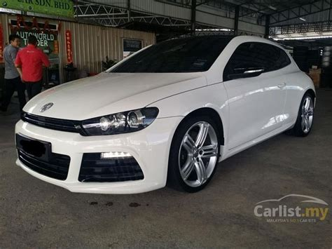 volkswagen scirocco r 2012 volkswagen scirocco r 2012 in perak automatic white for rm
