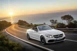 Convertible Mercedes Sun Sational 2017 Mercedes Amg C63 Convertible