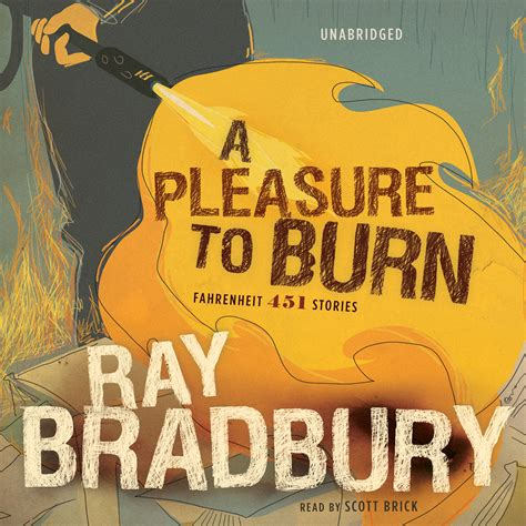 download a pleasure to burn audiobook by ray bradbury for
