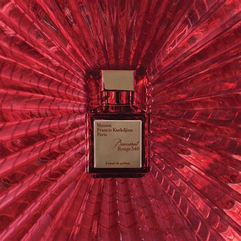 Parfum Baccarat 540 baccarat 540 extrait de parfum maison francis kurkdjian perfume a new fragrance for
