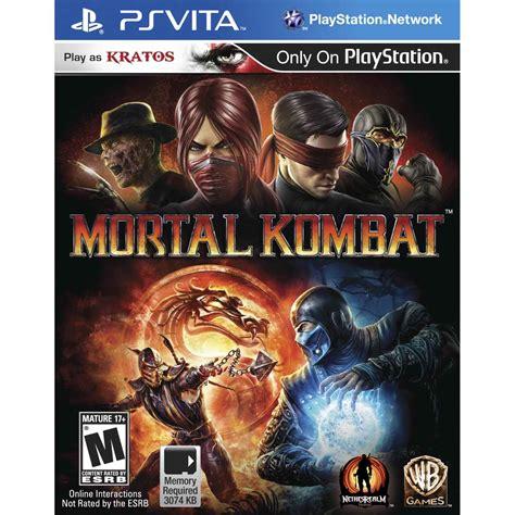 Psvita Mortal Kombat By Waroengame playstation vita images mortal kombat hd wallpaper and