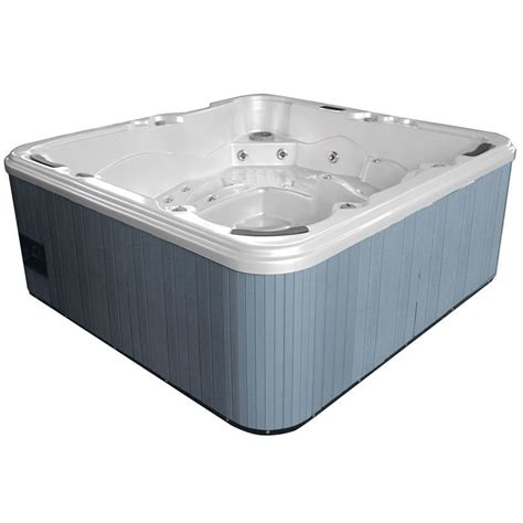 portable whirlpool spa tub amc 2280 high tech spa tub