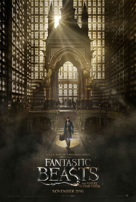fantastic beasts and where to find them broadsheet trailer park fantastic beasts and where to find them broadsheet ie