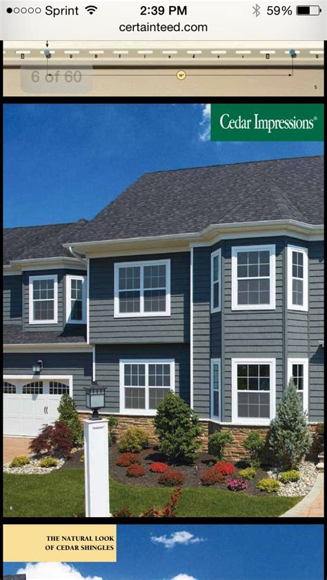 certainteed siding colors the siding color is flagstone found on certainteed