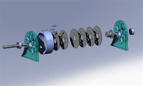 Buy Tesla Turbine 10 Interesting Cad Models From Last Week Grabcad