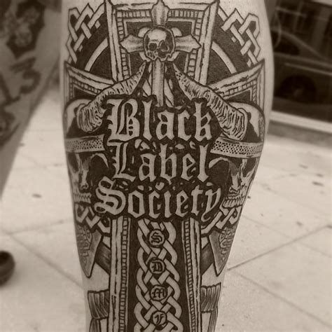 black label tattoo 17 best images about black label society on