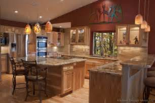 kitchen picture ideas rustic kitchen designs pictures and inspiration