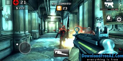 download game android dead trigger 2 mod apk data dead trigger 2 zombie shooter v1 3 1 apk mod ammo