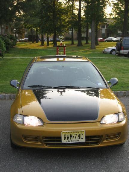 Honda Of Edison Zouzstar S 1993 Honda Civic In Edison Nj