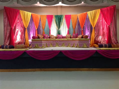simple home decoration for engagement elegant simple indian wedding decoration ideas the best