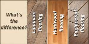 Difference Between Laminate And Vinyl Flooring Hardwood Vs Engineered Wood Vs Laminate Wood Floors