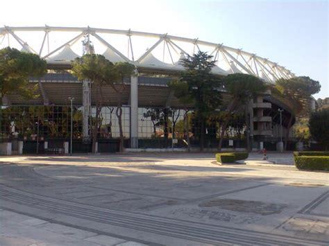 posti a sedere olimpico di roma monumenti di roma stadio olimpico