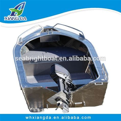 used fishing boat for sale in philippines fishing sport aluminum speed used rescue boat for sale