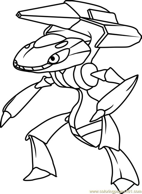 pokemon coloring pages genesect genesect pokemon coloring page free pok 233 mon coloring