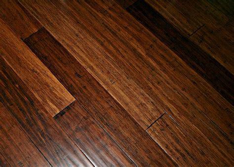 Just finished up installation of bamboo floors in the