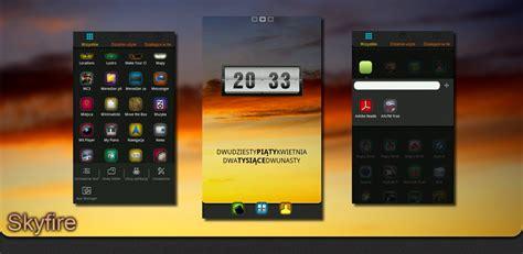 themes go launcher 2014 skyfire go launcher ex theme by maciej pl on deviantart