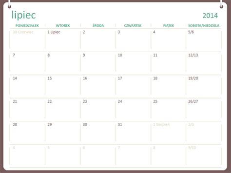 kalendarz excel 2016 kalendarz excel 2016 calendar template 2016
