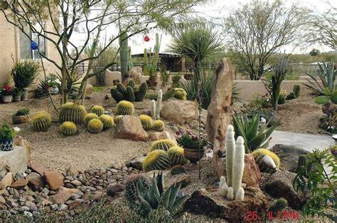 outdoor gardening high desert landscaping designs for