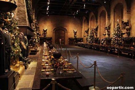 Decor Harry Potter Londres angleterre londres harry potter studio tour l envers