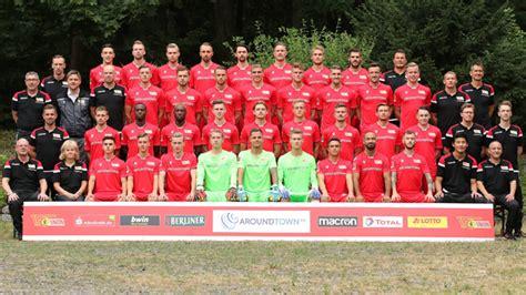 fc union berlin squad