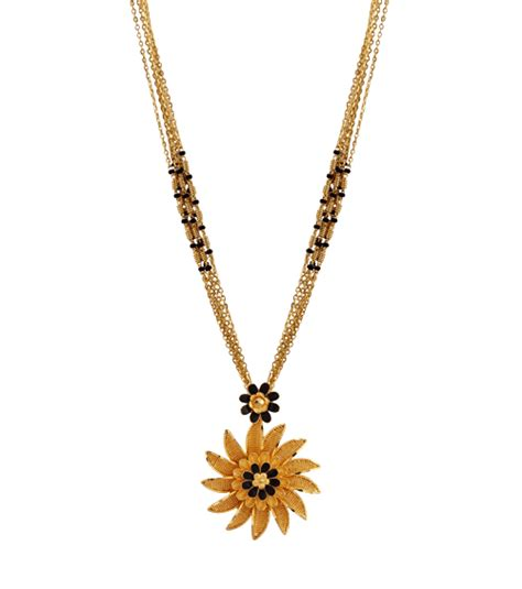 home design gold 15 mangalsutra designs in gold the thread of